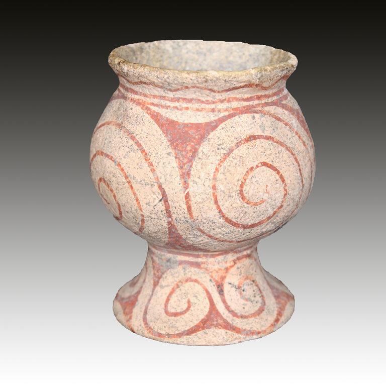 A Ban Chiang vase