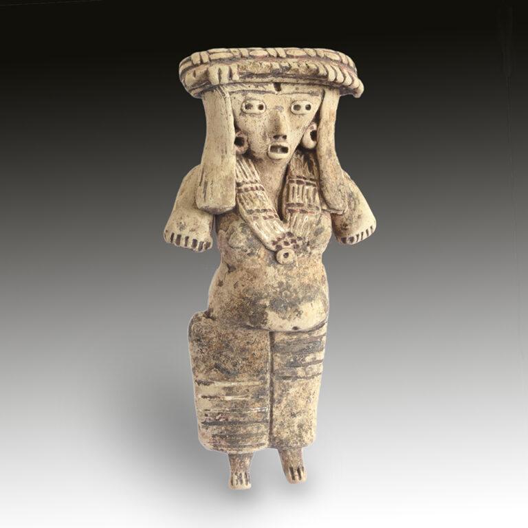 A michoacan figure