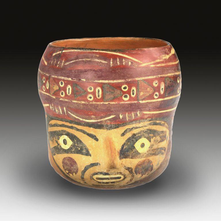 A Nazca beaker