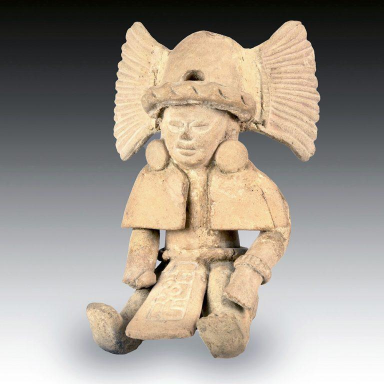 A Maya figure