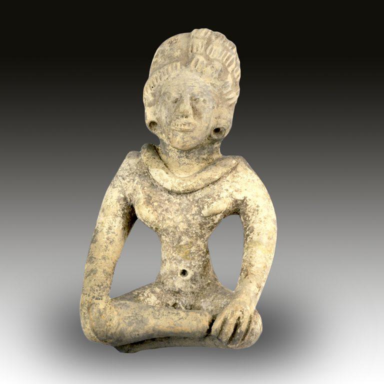 A Huaxtec figure