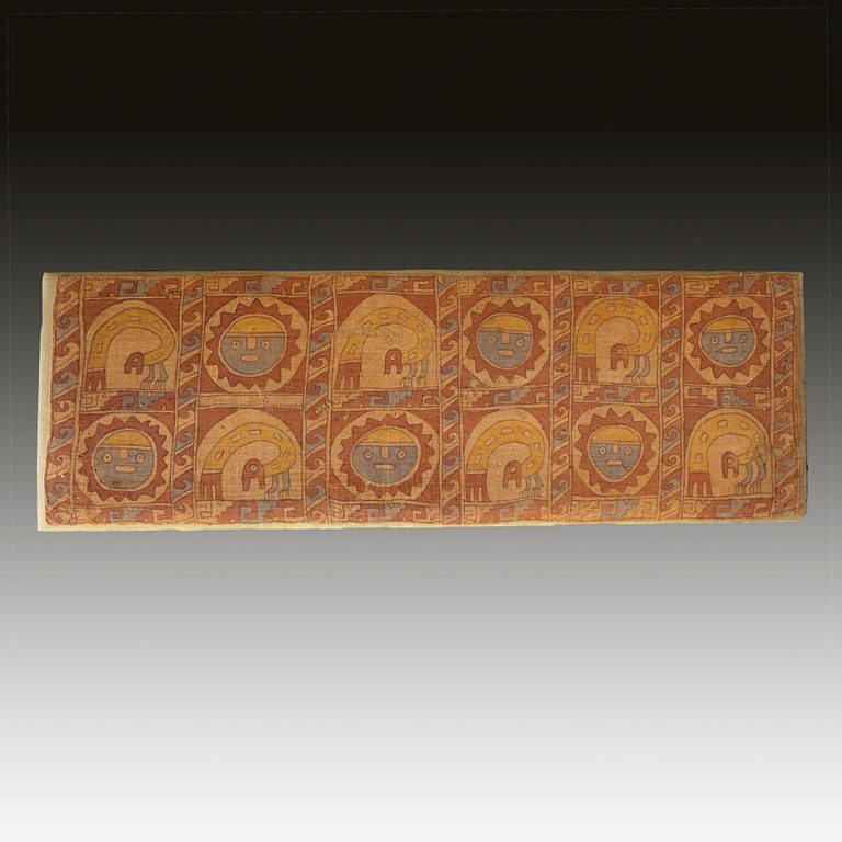 A Chancay textile