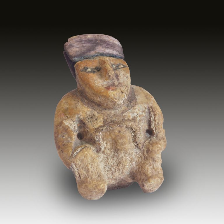 A very rare Nazca figure