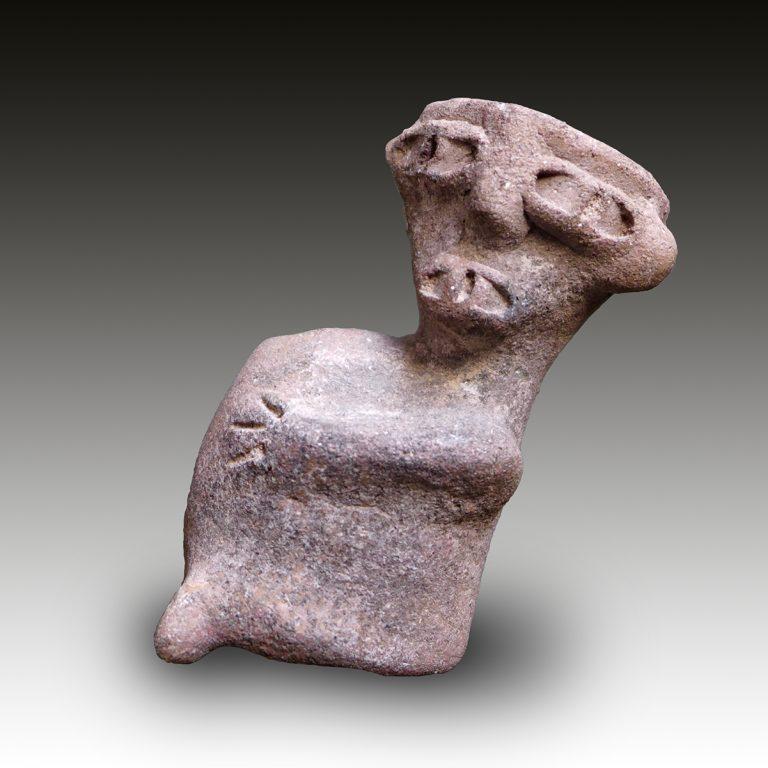 A Tlatilco figural vessel