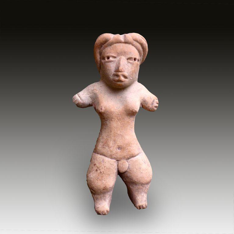 A Xochipala figure