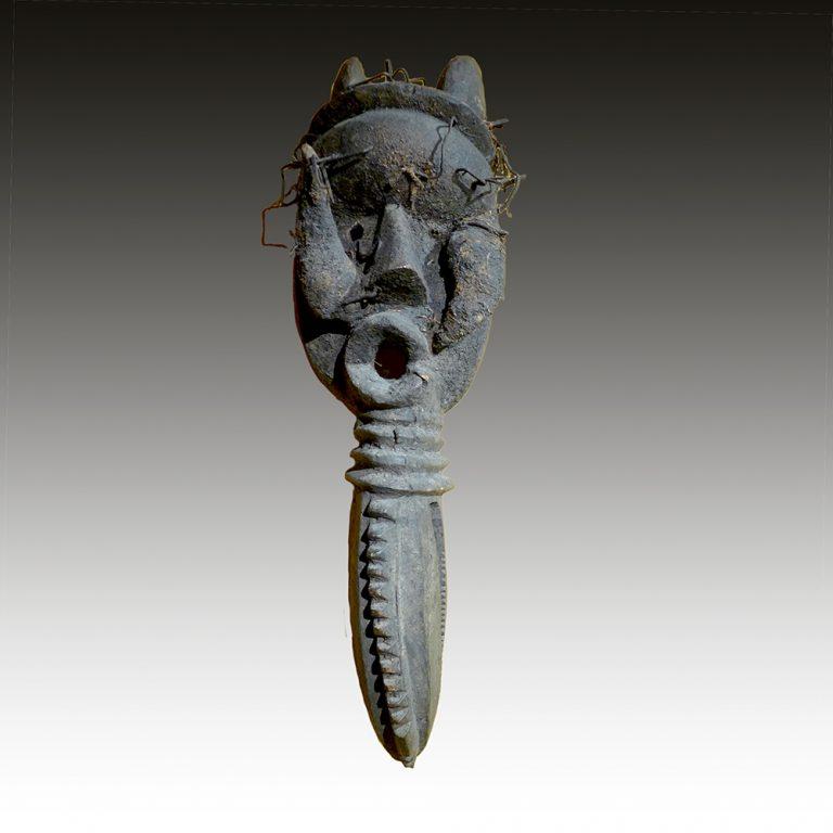 A large Koma Ba mask